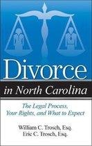 Omslag Divorce in North Carolina