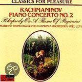 Rachmaninov: Piano Concerto No. 2 in C Minor/Rhapsody On A Theme Of Paganini