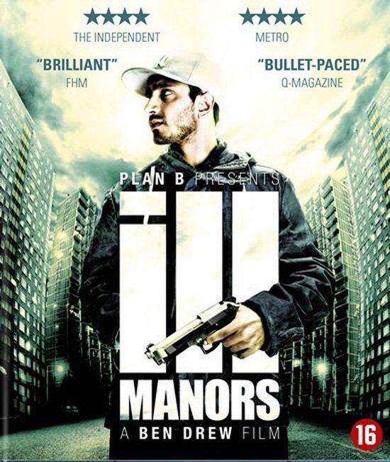 Cover van de film 'Ill Manors'