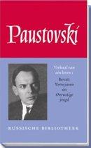 Boek cover Russische Bibliotheek - Verhaal van een leven 1 Verre jaren / Onrustige jeugd van Konstantin Paustovski