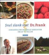 Snel slank met Dr. Frank. Gemakkelijke en snelle gerechten om af te vallen