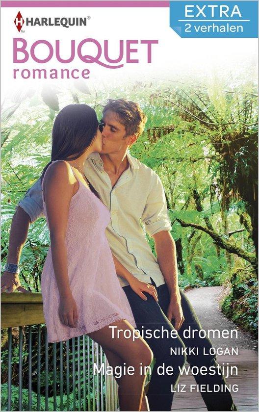 Bouquet Extra 457 - Tropische dromen ; Magie in de woestijn - Nikki Logan  