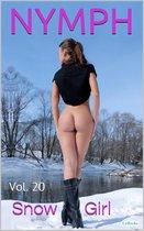NYMPH - Vol. 20: Snow Girl