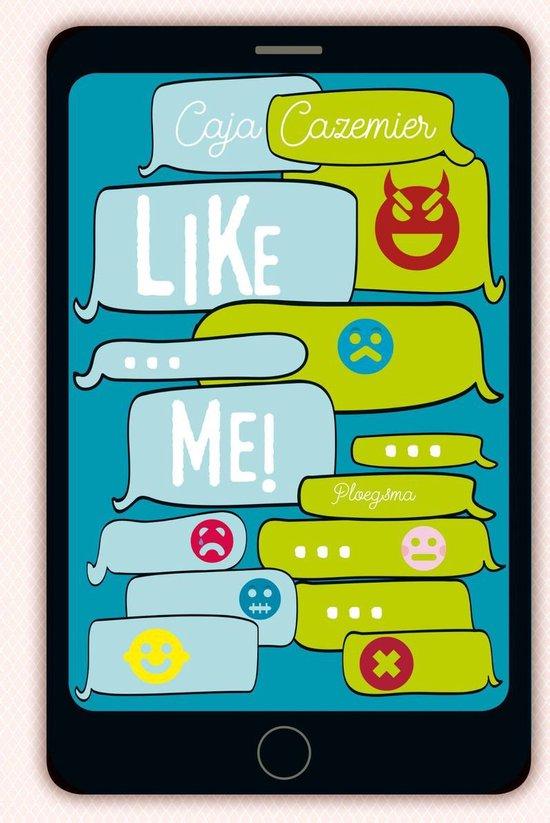 Like me! - Caja Cazemier pdf epub