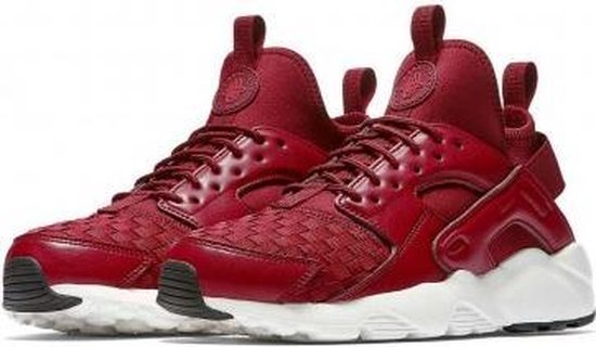 nike air huarache bordeaux rood