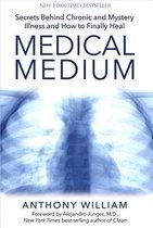 Boek cover Medical Medium van Anthony William