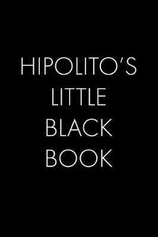 Hipolito's Little Black Book