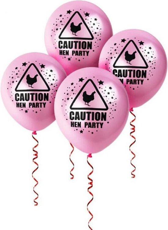 Hen party ballonnen (vrijgezellen feest)