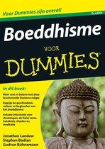 Boek cover Voor Dummies - Boeddhisme voor Dummies van Jonathan Landaw (Onbekend)