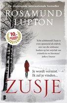 Omslag Zusje - Rosamund Lupton