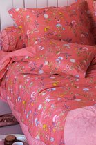 PiP Studio La Majorelle Dekbedovertrek - Litsjumeaux - 240x200/220 cm - Pink