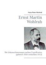 Ernst Martin Wohlrab