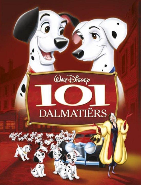 Cover van het boek '101 dalmatiers' van  Nvt