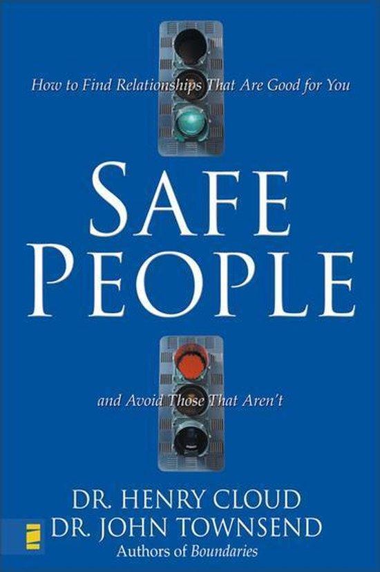 Safe People - Henry Cloud  