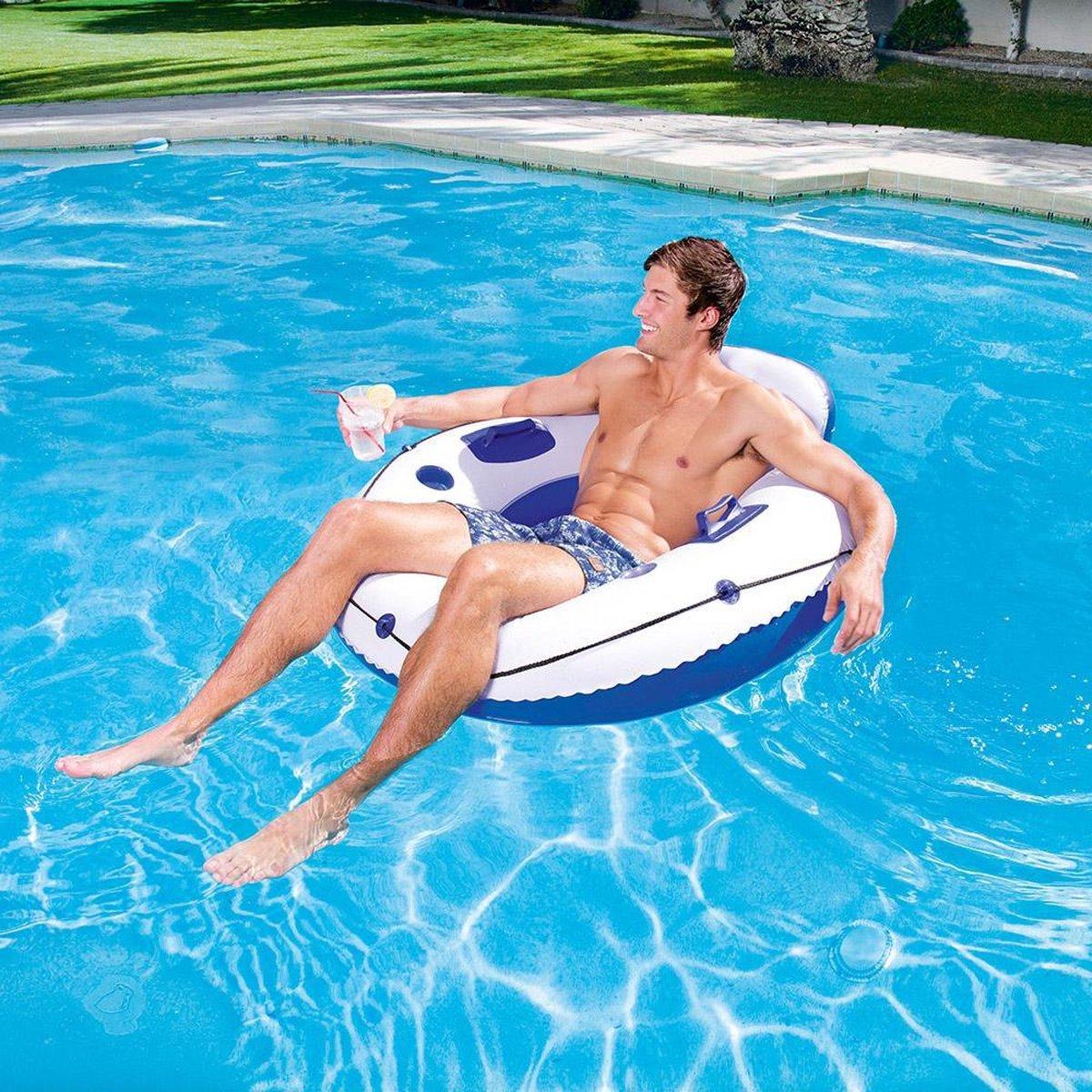Bestway Luxury Lounge Zwemband Ø119 cm