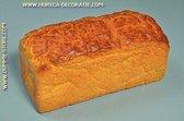 Heel bruin brood - 215x90 mm - brooddummy
