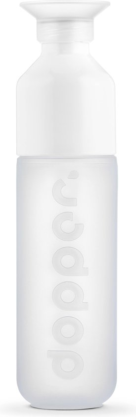 Dopper Original drinkfles - 450 ml - Pure White