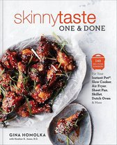 Skinnytaste One and Done: 140 No-Fuss Dinners for Your Instant Pot(r), Slow Cooker, Air Fryer, Sheet Pan, Skillet, Dutch Oven, and More