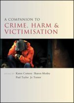 Omslag A Companion to Crime, Harm and Victimisation