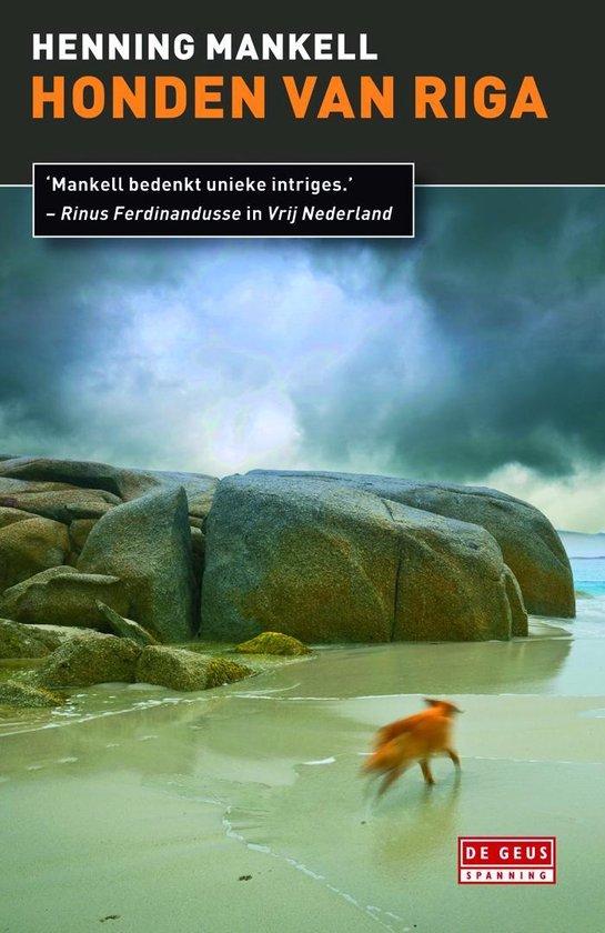 Inspecteur Wallander-reeks 2 - Honden van Riga - Henning Mankell  