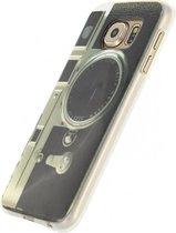 Xccess TPU Case Samsung Galaxy S6 Retro Camera