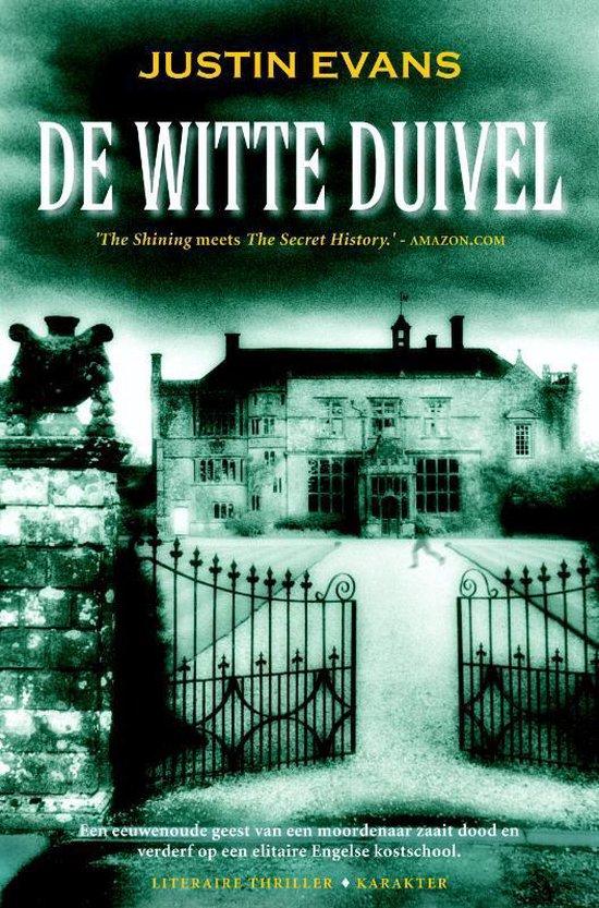 De witte duivel - Justin Evans |
