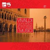 Concerti & Sonatas Opus 1-12