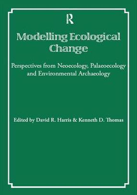 Modelling Ecological Change