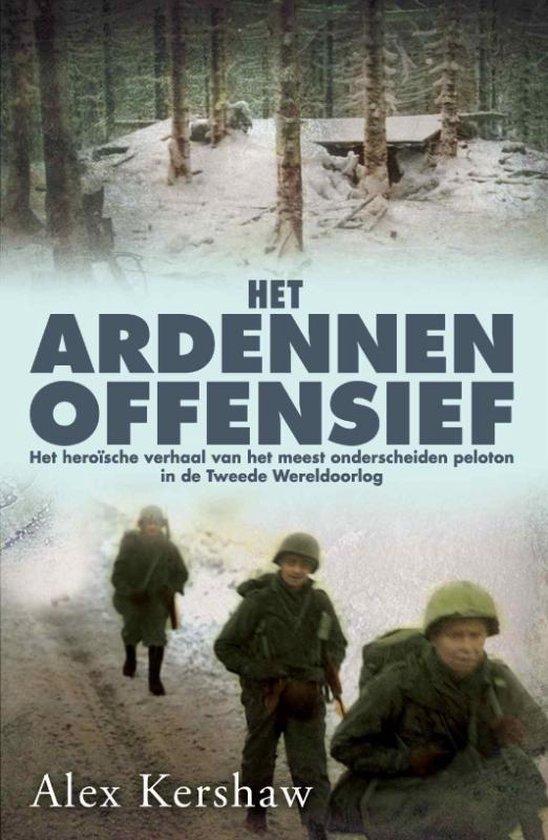Het Ardennenoffensief - Alex Kershaw |