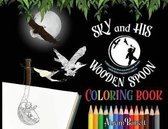 SKY and HIS WOODEN SPOON COLORING BOOK