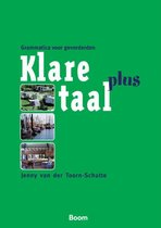 Boek cover Klare taal plus van Jenny van der Toorn-Schutte (Paperback)
