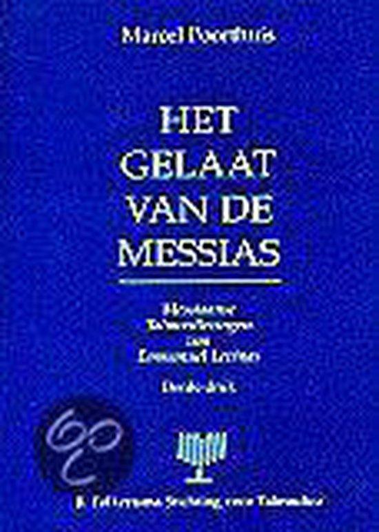 GELAAT VAN DE MESSIAS - Poorthuis M. |