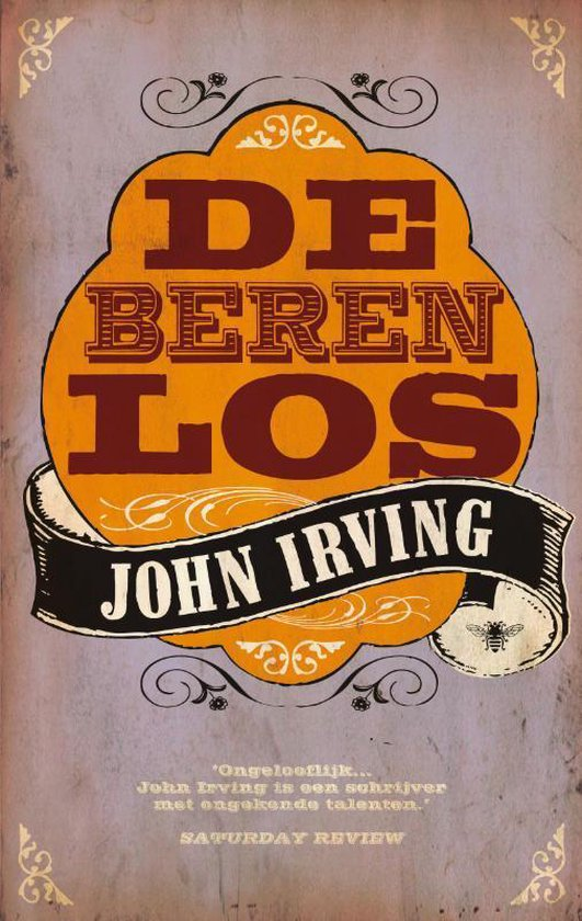 De beren los - John Irving |
