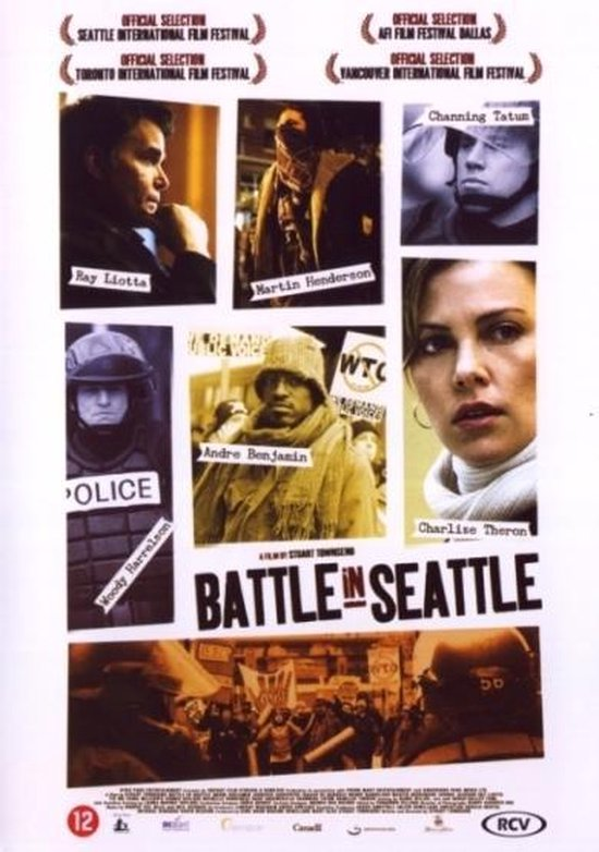 Cover van de film 'Battle In Seattle'
