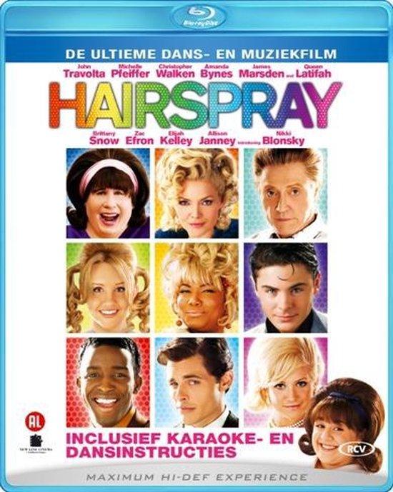 Cover van de film 'Hairspray'