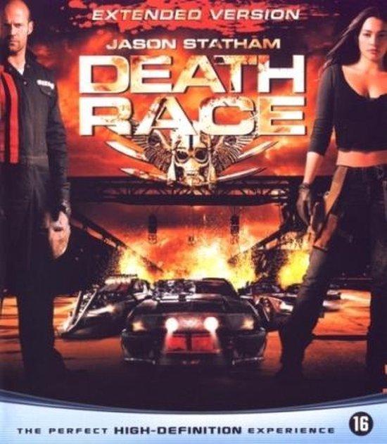 Cover van de film 'Death Race'
