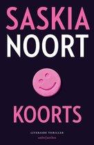 Boek cover Koorts van Saskia Noort (Paperback)