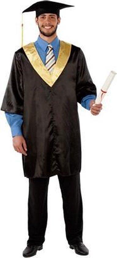 Afstudeer toga voor volwassenen