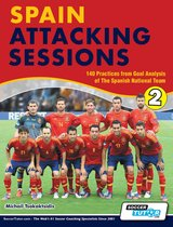Omslag Spain Attacking Sessions - 140 Practices