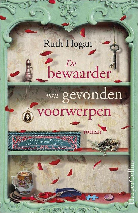 Boek cover De bewaarder van gevonden voorwerpen van Ruth Hogan (Onbekend)