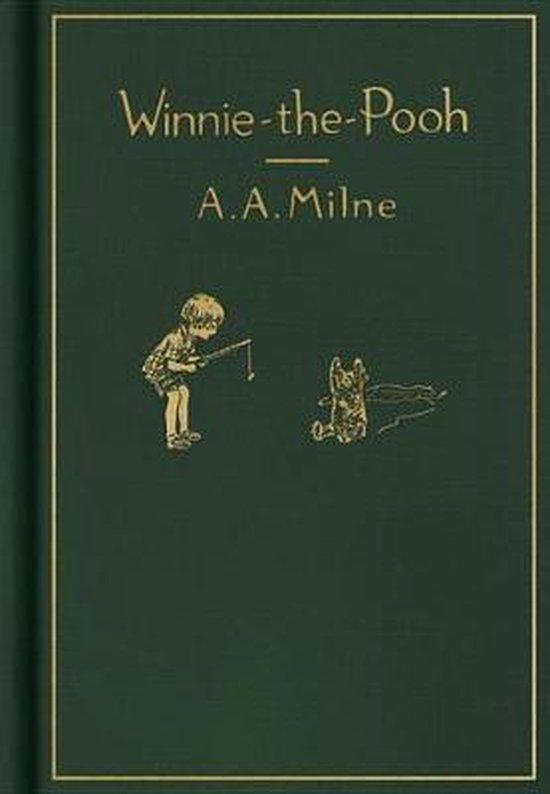 Boek cover Winnie-The-Pooh van A A Milne (Hardcover)