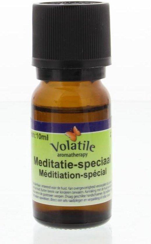 Volatile Meditatie Special - 10 ml - Etherische Olie