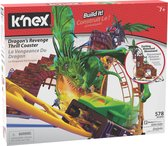 K'NEX Thrill Ride - Dragon Revenge Achtbaan - Bouwset
