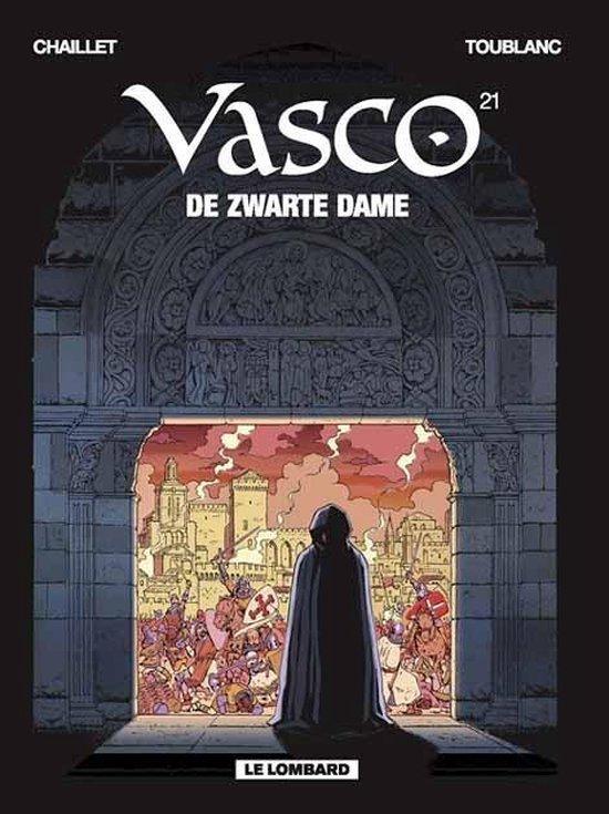 Vasco: 021 De zwarte dame - Gilles Chaillet pdf epub