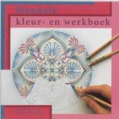 Mandala kleur- en werkboek