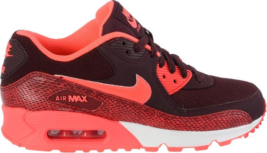 nike air max bordeaux rood heren
