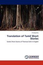 Translation of Tamil Short Stories