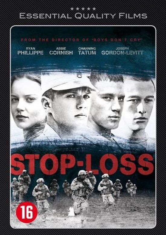 Cover van de film 'Stop-Loss'