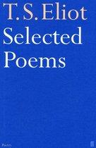 Boek cover Selected Poems of T. S. Eliot van t. S. Eliot