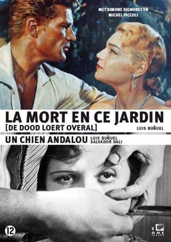 Cover van de film 'La Mort En Ce Jardin/Un Chien Andalou'